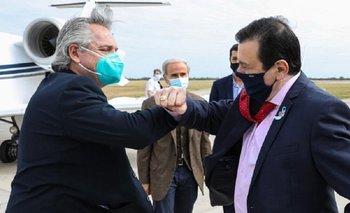Alberto Fernández viaja al interior para abrir el juego | Coronavirus