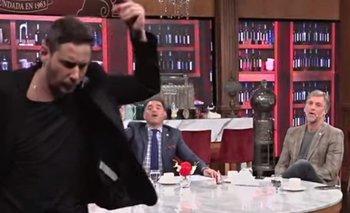 La frase en 'Polémica en el Bar' que enfureció a Lussich   Televisión