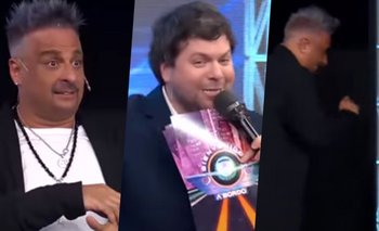 La pregunta de Guido Kaczka que molestó a un participante   Canal 13