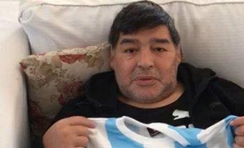 Fiorito: el pedido de Maradona para luchar contra el hambre | Coronavirus