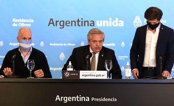 Operación Angustia | Coronavirus en argentina