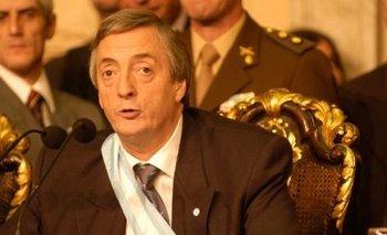 "A 17 años del ""vengo a proponerles un sueño"" de Néstor Kirchner | Néstor kirchner"