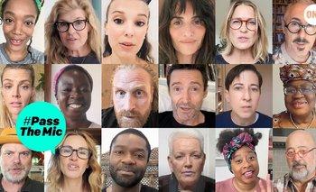 Actores de Hollywood se unen contra la pandemia   Coronavirus