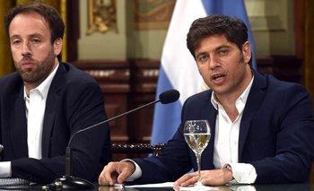 Kicillof extendió hasta el 5 de junio la negociación   Deuda