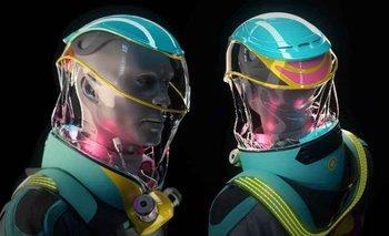 Diseñan un traje anti coronavirus para fiestas y recitales | Tecnología
