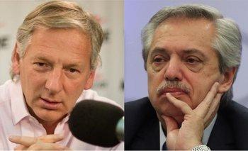 Longobardi le avisó al Gobierno que violará la ley  | Cuarentena obligatoria