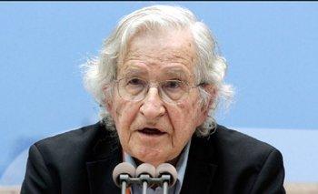 El elogio de Noam Chomsky al kirchnerismo  | Coronavirus