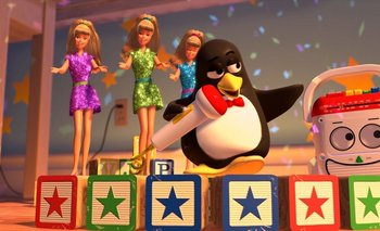 Disney reveló que pasó con el pingüino de Toy Story 2 | Cine