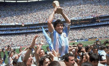 Maradona lanzó una frase picante: ¿Fue para Messi? | Fútbol
