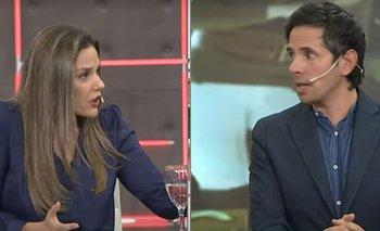 El fuerte cruce entre Rubinska y Robertito por Susana | Medios