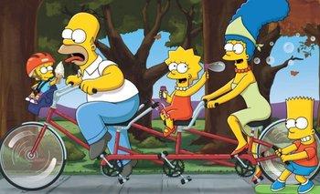 """¿Cómo serían """"Los Simpson"""" en versión humanos?   Series"""