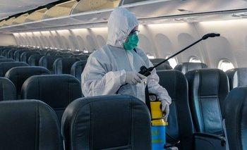 Demanda mundial de viajes aéreos cayó un 63% por la pandemia | Turismo