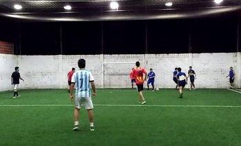 ¿Vuelven los picaditos? El proyecto para que vuelva el Fútbol 5 | Coronavirus en argentina