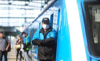 Los argentinos evitan usar el transporte público | Coronavirus en argentina