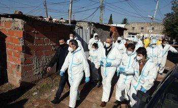 El virus en los barrios requiere de más Estado que nunca | Coronavirus en argentina