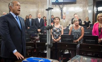 Rodríguez Saá propone visibilizar el rol de las legisladoras | Congreso