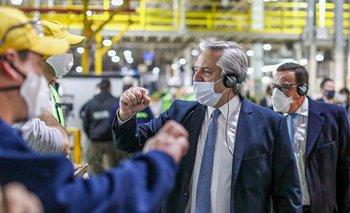 El empleo registrado industrialcreció por quinto mes consecutivo | Reactivación económica