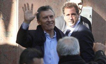 La pareja del vocero de Macri confesó que apretaban jueces | Macri presidente