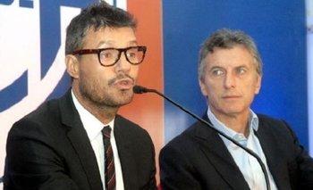 Ventura reveló presiones de Macri en la FIFA contra Tinelli | Macri en la fifa