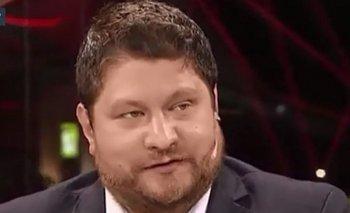 Se pudrió todo: Nicolás Wiñazki se calentó con Rial y Lozano | Medios