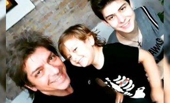 El último video de Guillén junto a sus hijos antes de morir   Medios
