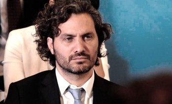 Santiago Cafiero cruzó a Mauricio Macri y Patricia Bullrich  | Política