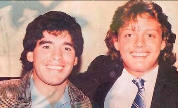 El día que Maradona obligó a Luis Miguel a pagar una fortuna de dinero | Luis miguel
