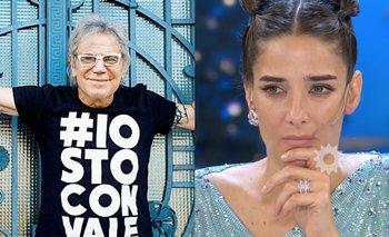 "Beto Casella destrozó a Juana Viale: ""A Mirtha la veo, a ella no"" | Juana viale"