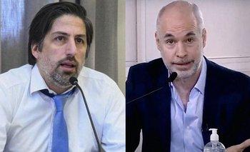 Trotta criticó a Ciudad por eliminar el distanciamiento entre alumnos | Coronavirus en argentina