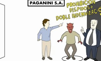 El video de La Nación que militó los despidos en pandemia que tuvieron que borar | La nación