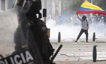 Las fotos y videos de lo que está pasando en Colombia   Colombia