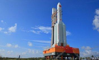 ¿Caerá en Argentina? Cohete chino fuera de control reingresará a la Tierra | Espacio exterior