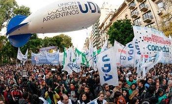 Sindicato docente convocó a un paro de 24 horas en Ciudad y Mendoza | Clases presenciales