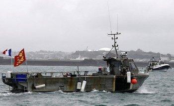 Con buques y patrullas, máxima tensión entre Reino Unido y Francia | Francia