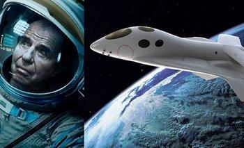 La nave espacial china que cumplirá el sueño de Carlos Menem | China