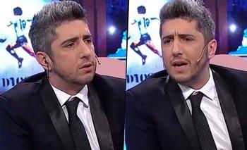 "Jey Mammón estalló contra su producción en vivo: ""¿No chequean?""   Televisión"