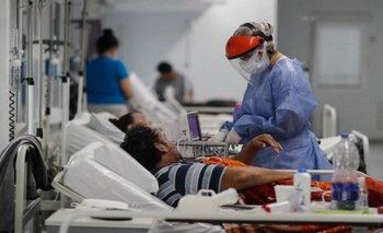 Reporte de COVID: tres muertes y 540 contagios en un día | Coronavirus en argentina