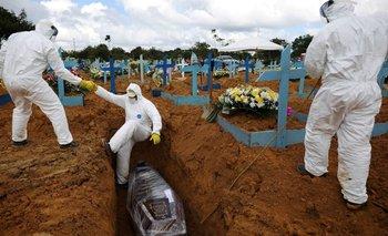 Alerta en Brasil: registran mutación de la cepa de Manaos en Río de Janeiro | Coronavirus en el mundo