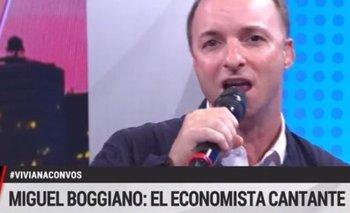 Miguel Boggiano hizo cantar a Viviana Canosa un hit de Soda Stereo | Televisión