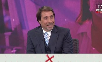 No sabe qué hacer: Feinmann mostró un insólito video deep fake de Cristina Kirchner | Eduardo feinmann