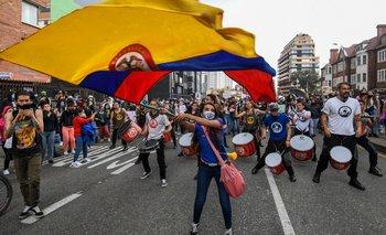 Colombia vibra: la protesta excede la reforma tributaria | Crisis en colombia
