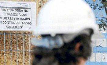 Acoso Callejero: los trabajadores de obras deberán hacer un curso sobre género | Violencia de género