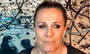 Denise Dumas se quebró mientras defendía a Listorti | Televisión