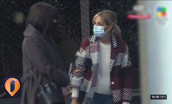 Mariana Fabbiani huyó de Intrusos para no hablar de Mirtha Legrand | Televisión
