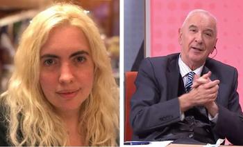 Fuerte descargo de la hija de Mauro Viale en Radio Rivadavia | #atr