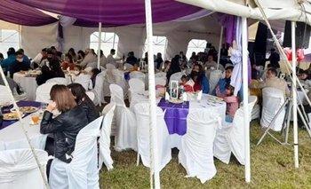 Un concejal tucumano celebró la fiesta 15 de su hija con 400 invitados | Tucumán
