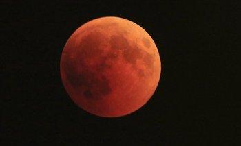 Luna de sangre: cuándo, dónde y cómo ver el primer eclipse de 2021 | Fenómenos naturales