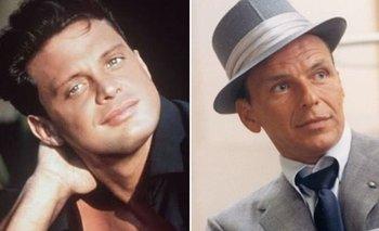 Luis Miguel: La historia detrás de su amistad con Frank Sinatra | Música