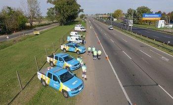 Implementan operativos para impedir picadas clandestinas en Provincia   Seguridad vial