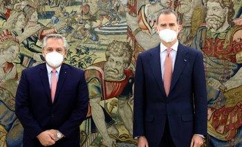 Alberto no descarta reunirse con la titular del FMI en su gira europea   Fmi